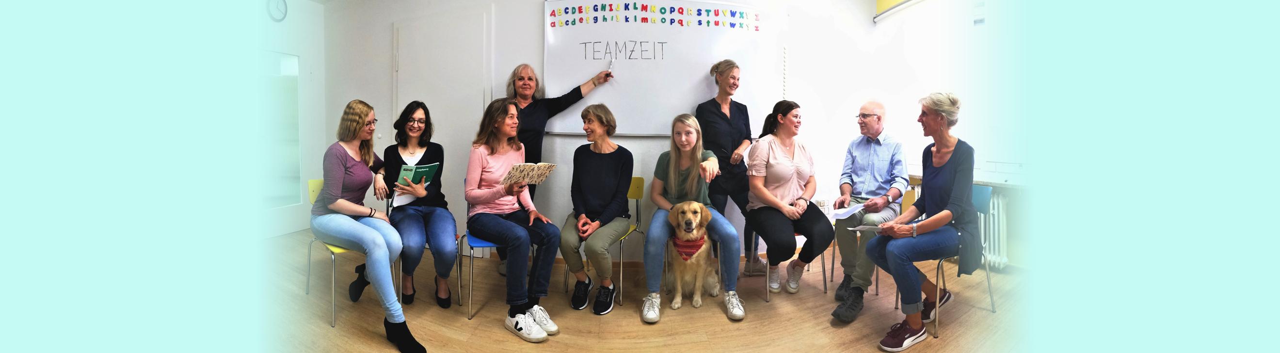 Team Ergotherapie Branz München
